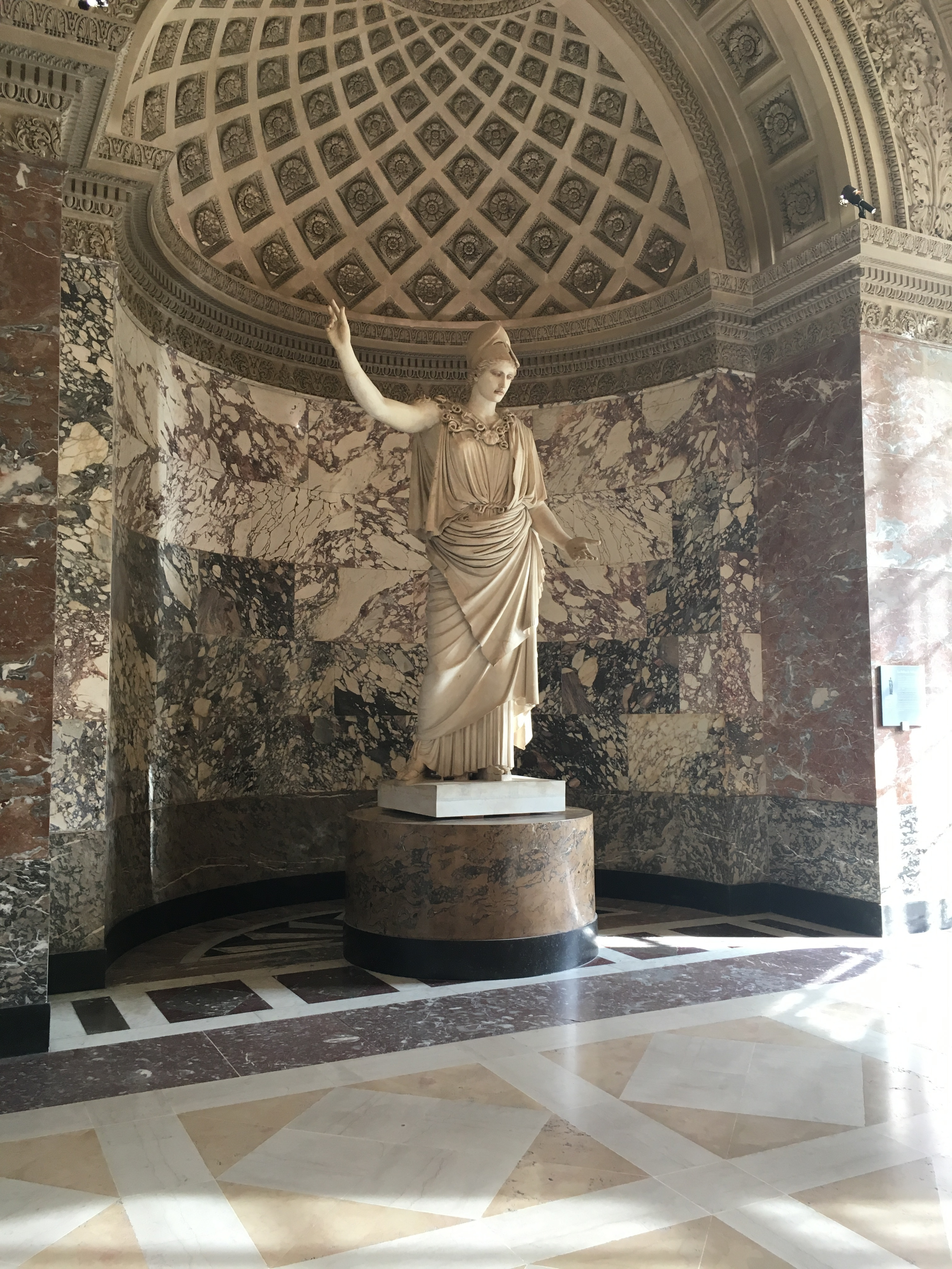 When Statues Walk Among Us: The Louvre, Pt. 2