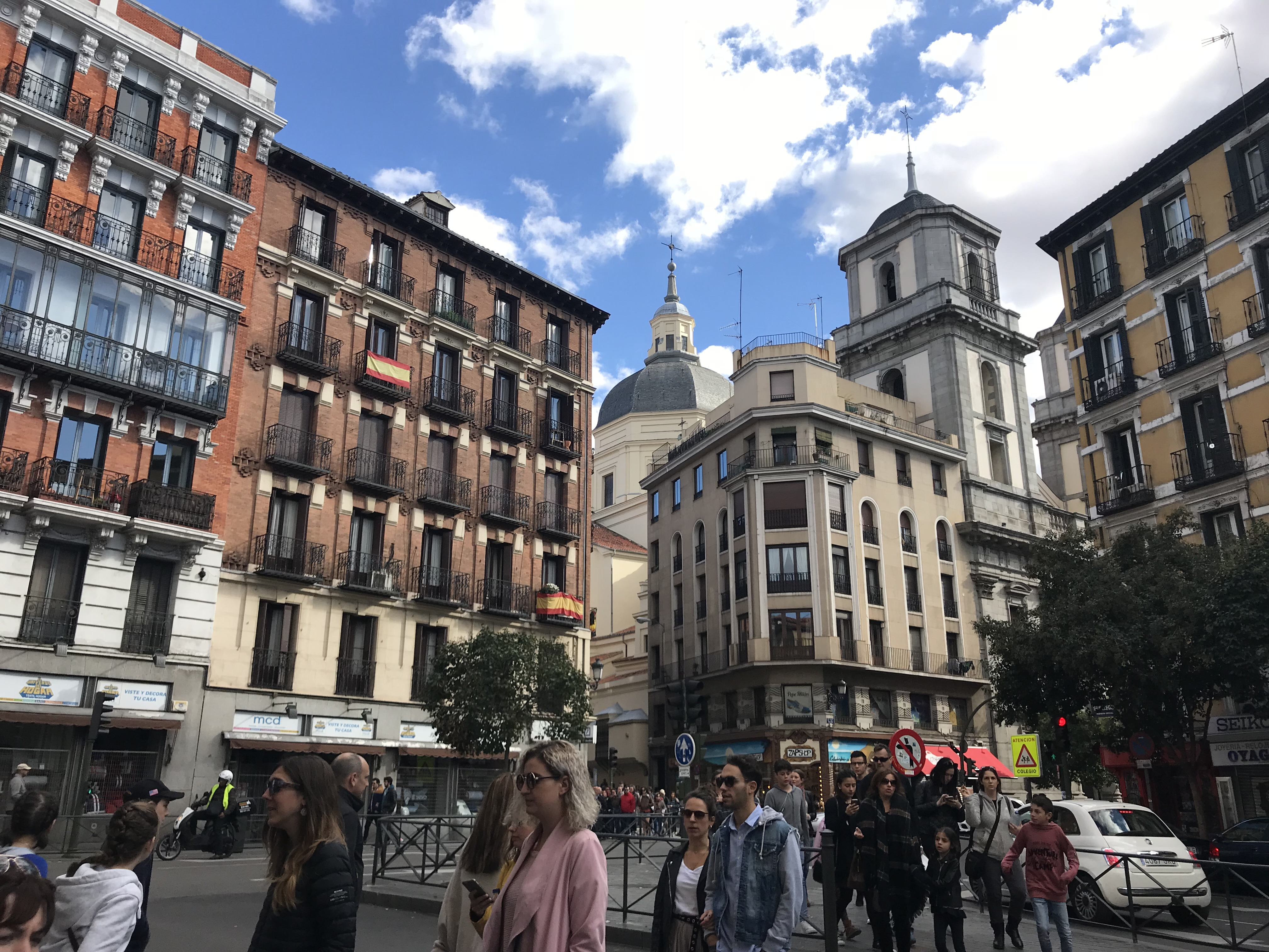 Figuring Out a Lifestyle in Madrid